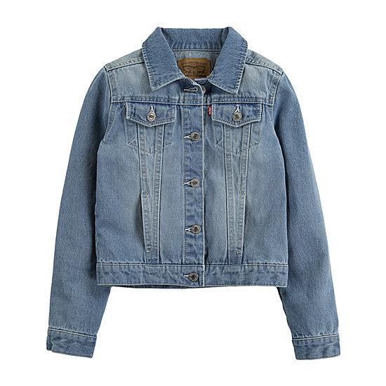 Levi's Big Girls Denim Jacket