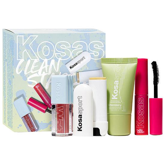 Kosas Mini Clean Start Set: Full Face Bestseller Edition