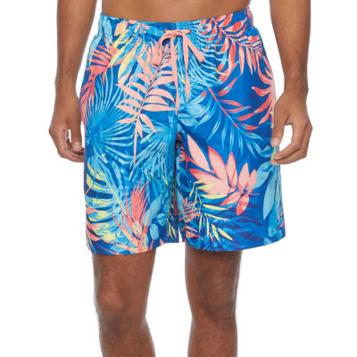 Peyton & Parker Leaf Swim Trunks Swimsuit Bottom