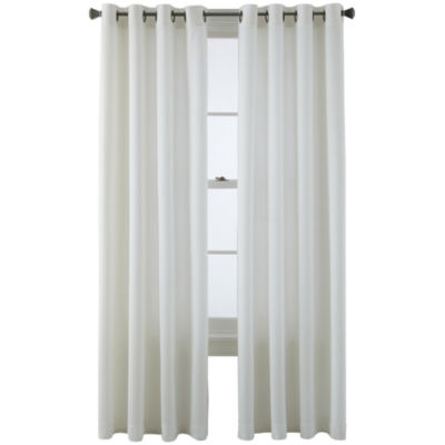 JCPenney Home Arista Grommet-Top Curtain Panel
