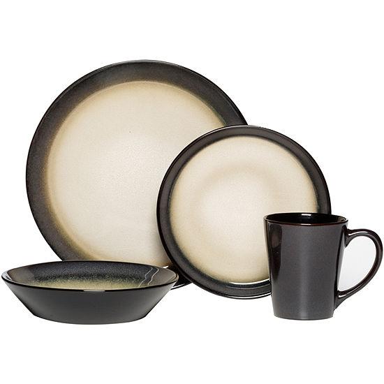 Pfaltzgraff Aria 16 Pc Dinnerware Set