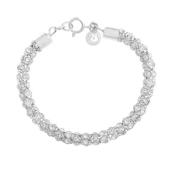 Gloria Vanderbilt 7.5 Inch Beaded Bracelet