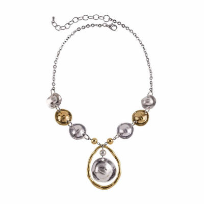 Studio By Carol Womens Pendant Necklace