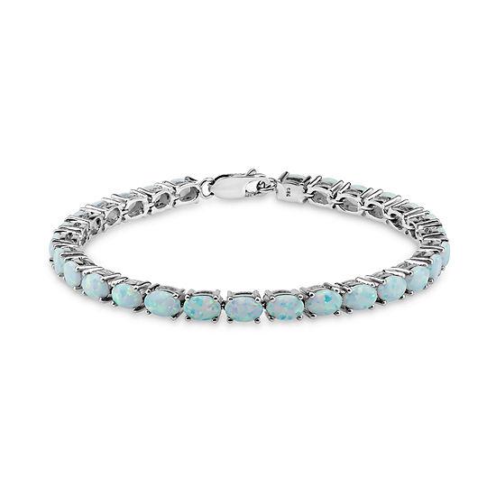 Sterling Silver 7.5 Inch Link Bracelet