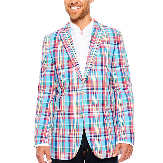Stafford Mens Classic Fit Sport Coat