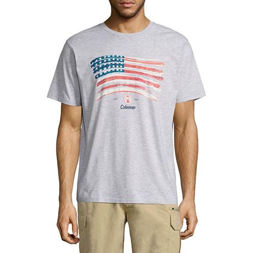Coleman Short Sleeve Crew Neck T-Shirt
