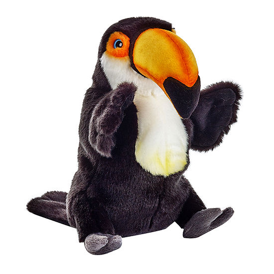 National Geographic Hand Puppet  Toucan