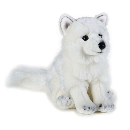 National Geographic Plush  Arctic Fox