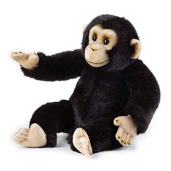 National Geographic Plush  Chimpanzee