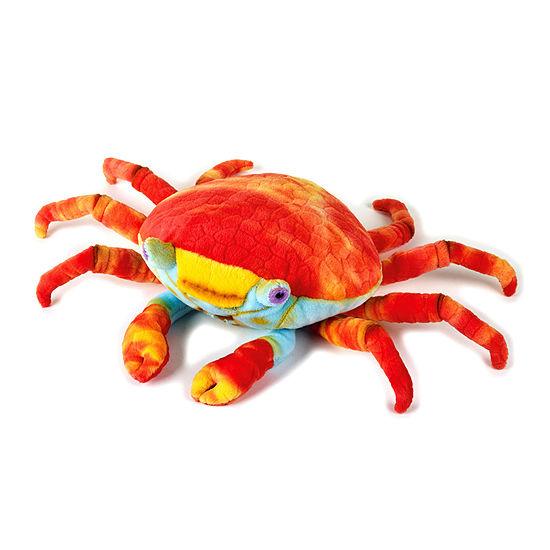 National Geographic Plush  Sally Lightfoot Crab