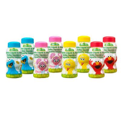 Little Kids 8-pc. Sesame Street Water Toy