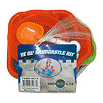 Pool And Beach Accessories - Ye Ol Sand Castle Kit