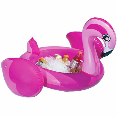 Poolmaster Flamingo Beverage Tub