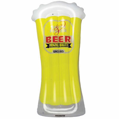 Poolmaster Glass O' Beer Mattress