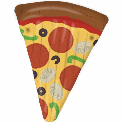 Poolmaster Slice O' Pizza Mattress