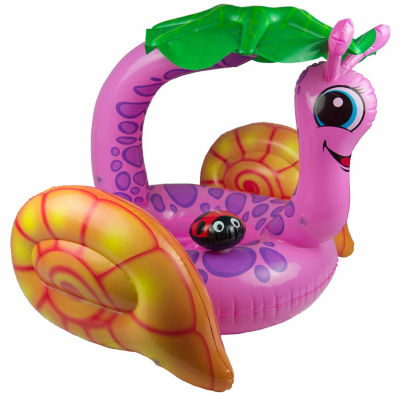Poolmaster Snail Baby Rider