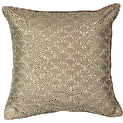 Beauty Rest Sandrine Square Decorative Pillow