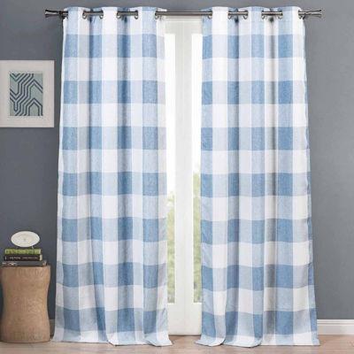 Aaron 2-Pack Curtain Panel