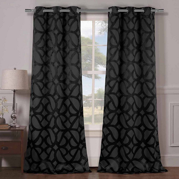 Duck River Textiles Charlotte 2-Pack Curtain Panel