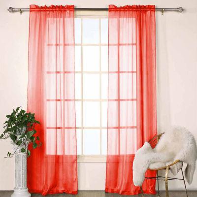 Duck River Textiles Chianti 2-Pack Curtain Panel