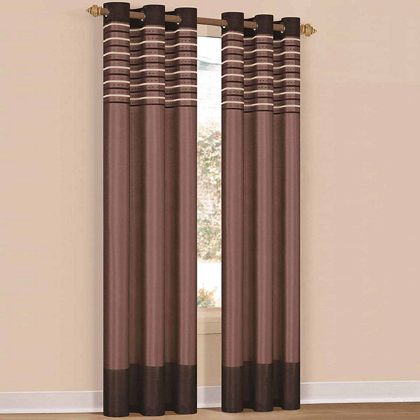 Duck River Textiles Cityscape 2-Pack Curtain Panel