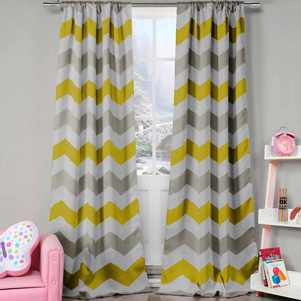 Duck River Textiles Fifferly 2-Pack Curtain Panel