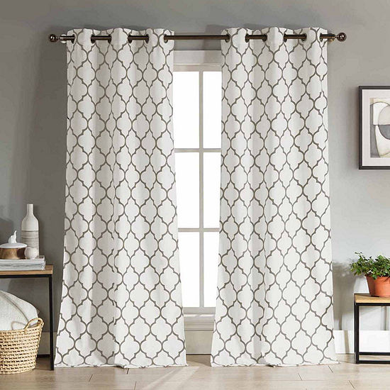 Duck River Textiles Mason 2 Pack Curtain Panel