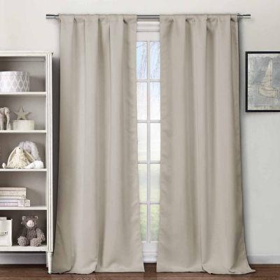 Steenala 2-Pack Curtain Panel