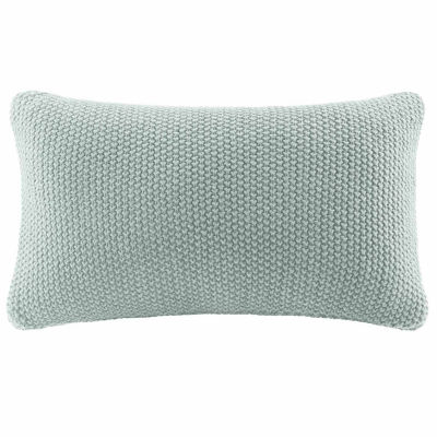 INK + IVY Bree Knit Oblong Pillow Cover