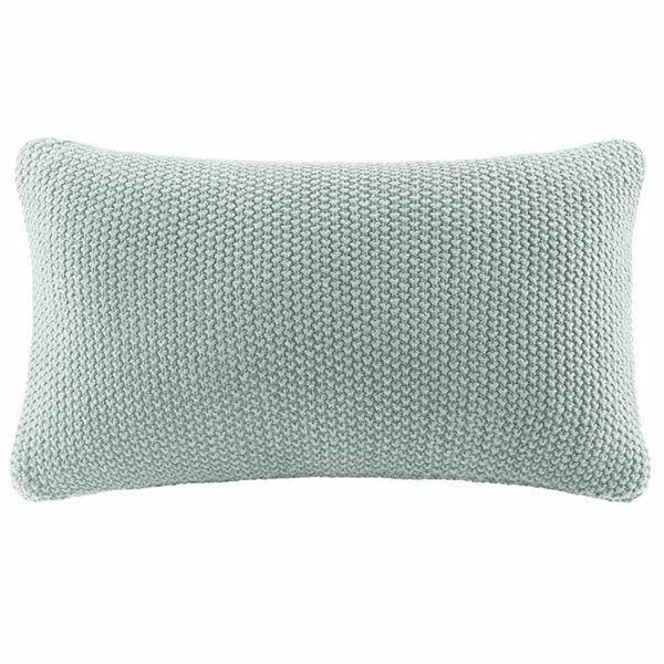 INK+IVY Bree Knit Oblong Pillow Cover