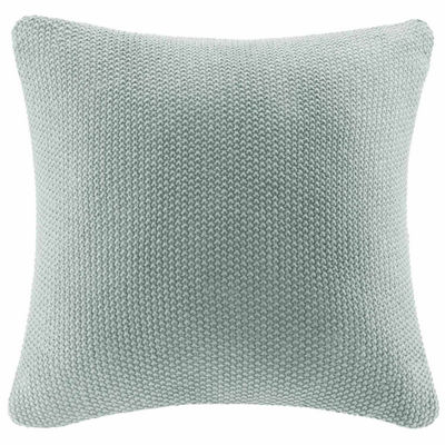 INK + IVY Bree Knit Square Pillow Cover