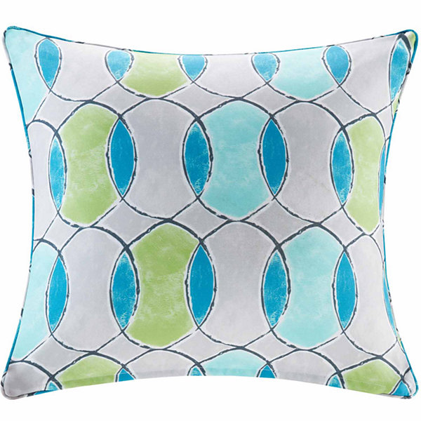 Madison Park Square Outdoor Pillow