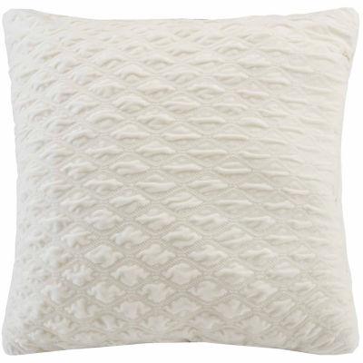 Bombay Plush Solid Euro Pillow