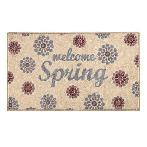 Brumlow Welcome Spring Printed Rectangular Rugs