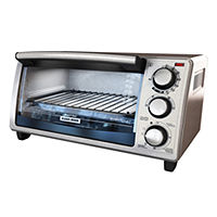BLACK+DECKER 4-Slice Convection Toaster Oven Deals