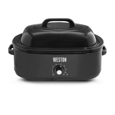 Weston 18 Quart Electric Roaster Oven