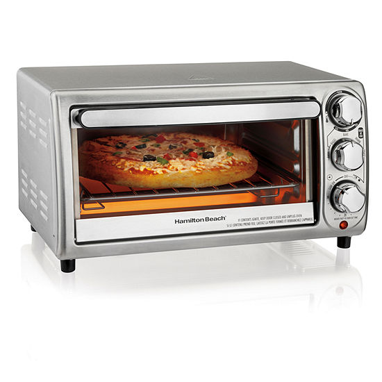Hamilton Beach 6 Slice Capacity Toaster Oven: Hamilton Beach® Toaster Oven 31143