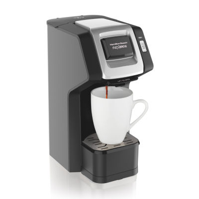 Hamilton Beach® Flex Brew® Single-Serve Coffee Maker