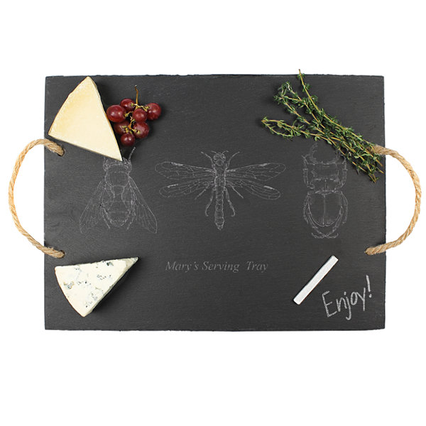 Cathy's Concepts Halloween Insect Serving Tray