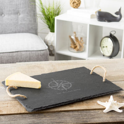 Cathy's Concepts Compass Cheese Board