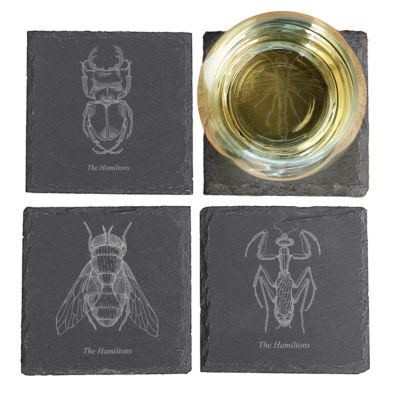 Cathy's Concepts 4-pc. Coasters