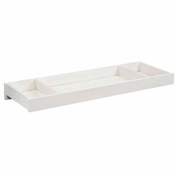Ozlo Baby Crestwood Changing Table Top  Oyster White