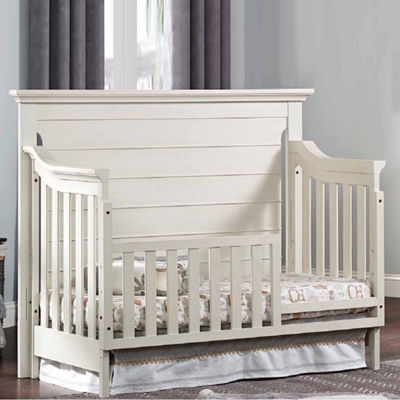 Ozlo Baby Crestwood Toddler  Guardrail-Oyster White