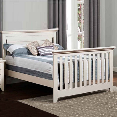 Ozlo Baby Crestwood Crib Conversion Kit - Oyster White