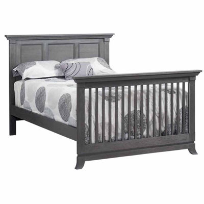 Ozlo Baby Hamilton Crib Conversion Kit - Marble Gray