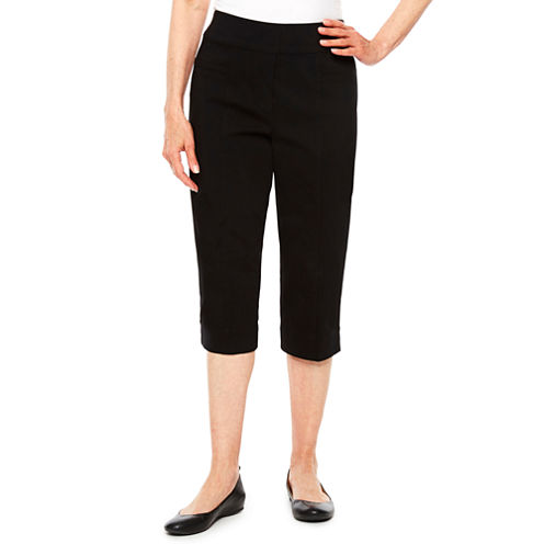 Alfred Dunner Stretch Capris