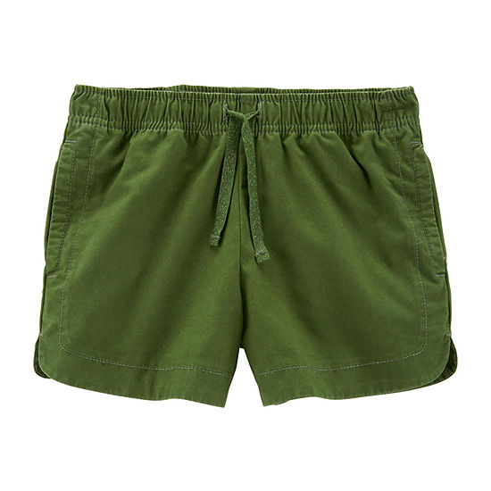 Carter's Girls Pull-On Short Preschool / Big Kid