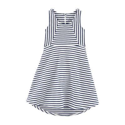 Carter's Sleeveless Striped A-Line Dress - Toddler Girls