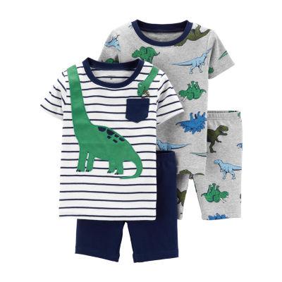 Carter's 4-pc. Pajama Set Toddler Boys