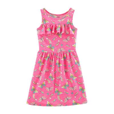 Carter's Sleeveless A-Line Dress Girls